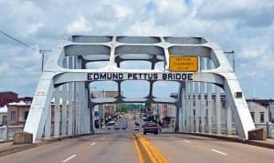 Edmund Pettus Bridge in Selma