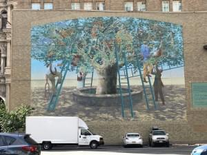 Mural Arts in Philapelphia