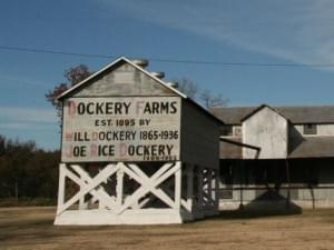 Dockery Farms bei Cleveland, Mississippi