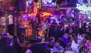 Live-Club Tootsies in Nashville