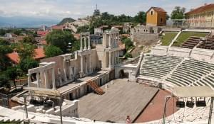 Antikes Theater Plovdiv